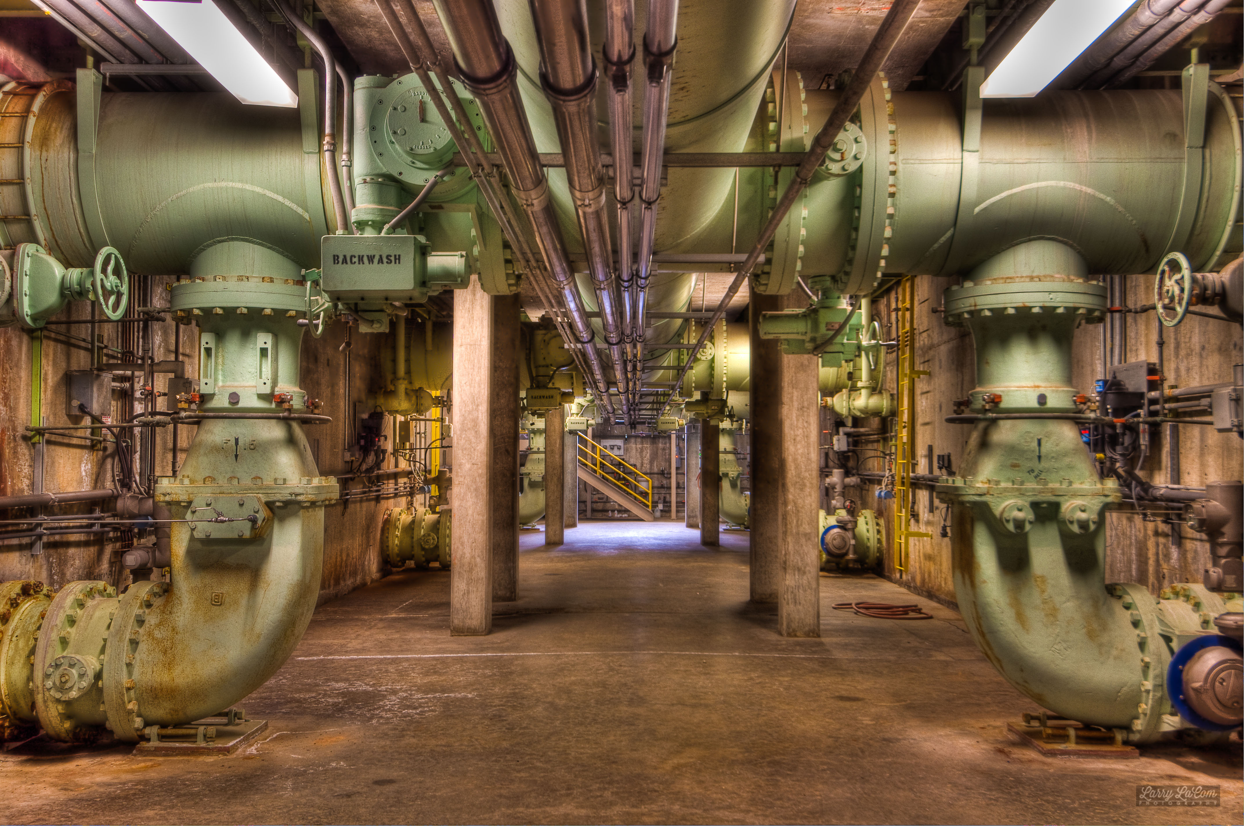 HDR Industrial Photography Art Online